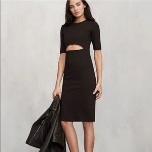 Reformation Evita Dress Small